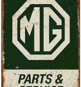 Bord MG Metaal