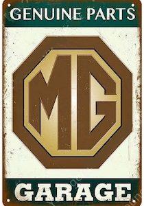 Bord MG