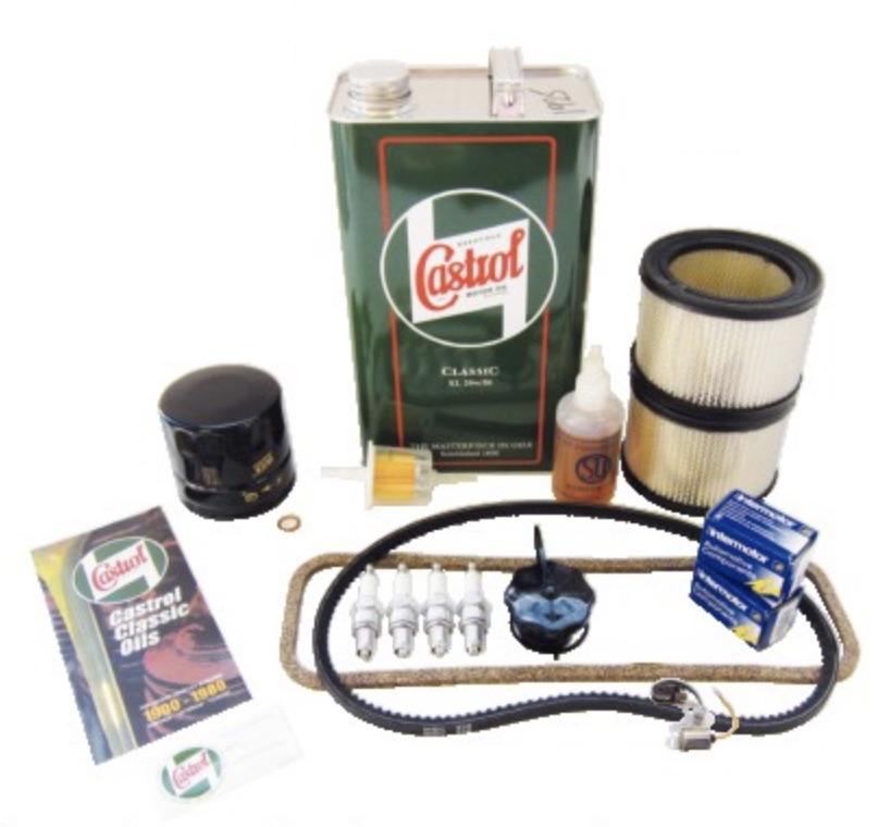 Service kit MGB
