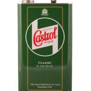 Castrol classic XL 20w50