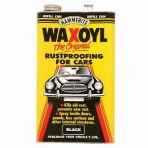 Waxoyl zawart