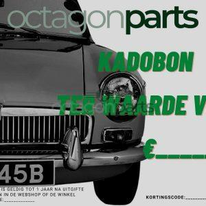Kadobon Octagon Parts