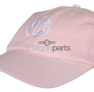 Pet MG logo roze