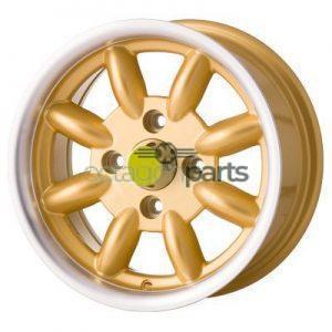 Minilite MGA-MGB 14 inch goud