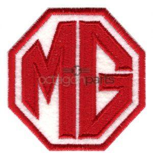 badge/patch MG logo Octagon