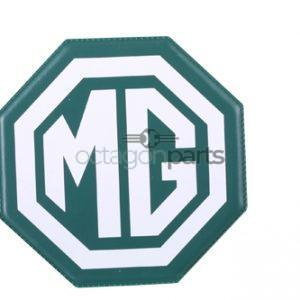 Onderzetter MG logo