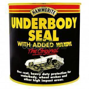 Waxoyl underbodyseal