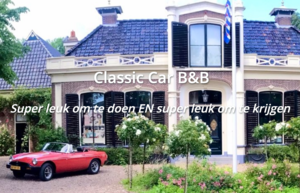 B B Friesland Classic Car Arrangement