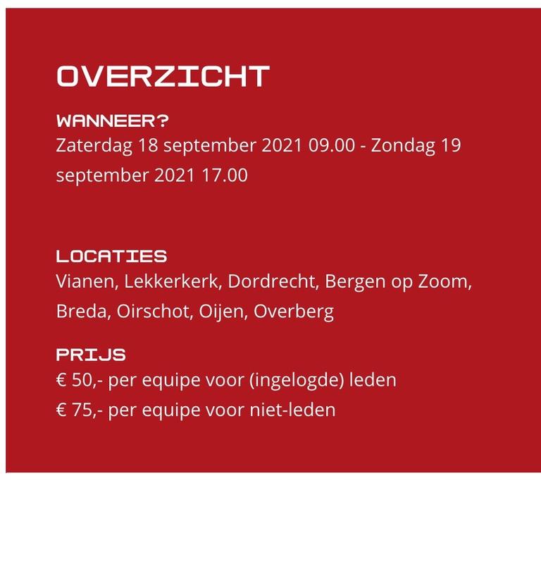 MG Carclub Holland - Octagon Tour (1)
