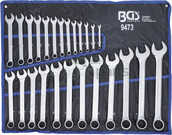 Steek ringsleutel set Engelse maten - BGS9473