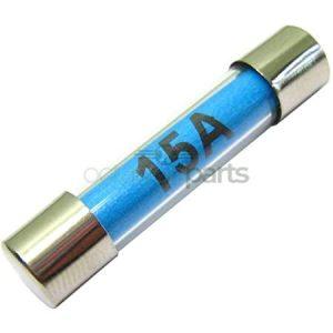 Glaszekering 15 ampere - GFS3015S