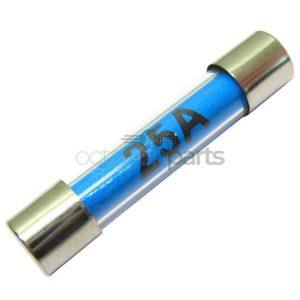 Glaszekering 25 ampere - GFS3025s