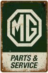Bordje MG Parts&Service
