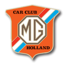 Logo MG car club